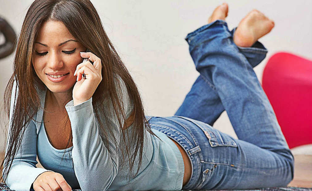 знакомство по телефону с девочками